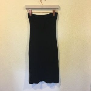 Adolfo Dominguez Skirts - Adolfo Dominguez black knit skirt